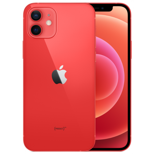 Apple iPhone 12 64Gb Red RU/A