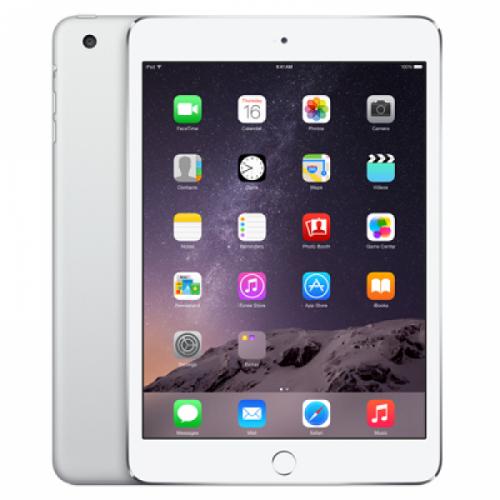 iPad mini 3 128Gb Wi-Fi + Cellular Silver