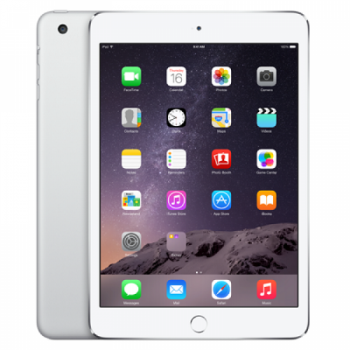 iPad mini 3 16Gb Wi-Fi + Cellular Silver