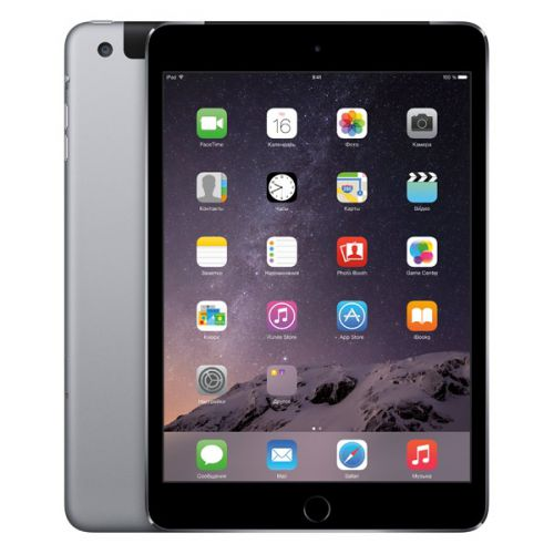 iPad mini 3 64Gb Wi-Fi Space Gray