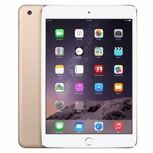 iPad mini 3 64Gb Wi-Fi Gold