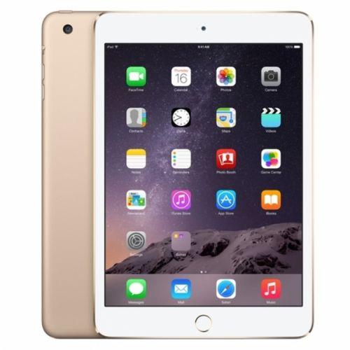 iPad mini 3 128Gb Wi-Fi Gold