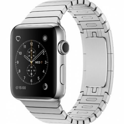 Apple Watch series 2 Stainless Steel Case with Link Bracelet 42mm