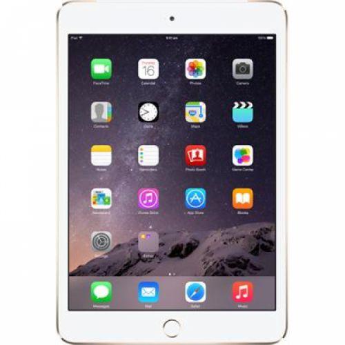 iPad mini 3 128Gb Wi-Fi + Cellular Gold